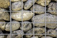 Проарретированная картина камней абстрактная Стоковое Изображение RF