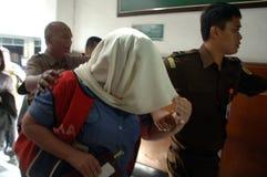Проба лекарства Индонезии Британии Стоковое Изображение