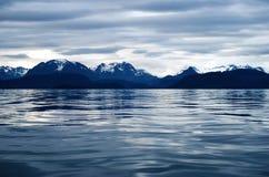 пробежка домой Аляски Стоковая Фотография RF