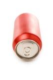 пробел может красная сода Стоковое Изображение RF