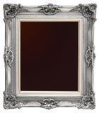 Пробел вертикальной винтажной картинной рамки металла Стоковое Изображение RF