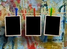 пробелы снимают вися веревочку стоковое фото rf