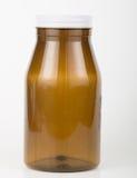 Пробирка контейнера бутылки пилюлек медицинского Стоковое Изображение