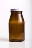 Пробирка контейнера бутылки пилюлек медицинского Стоковые Фотографии RF