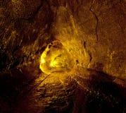 пробка лавы Стоковое Изображение RF