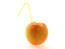 пробка персика Стоковые Фотографии RF