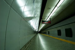 пробка подземки Стоковая Фотография