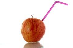 пробка яблока Стоковое Фото