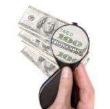 проблема дег дела финансовохозяйственная гловальная Стоковое Изображение