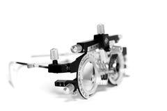 Пробные рамки, оборудование глаза Стоковая Фотография RF
