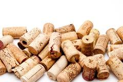 Пробочка бутылки вина Стоковое фото RF