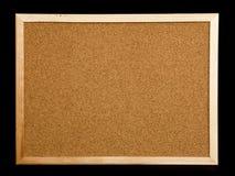 пробочка доски предпосылки черная Стоковое Изображение RF