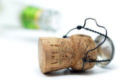Пробочка от бутылки шампанского Стоковые Фотографии RF