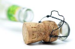 Пробочка от бутылки шампанского Стоковые Фото
