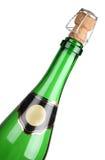 пробочка шампанского бутылки Стоковое Изображение
