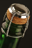 пробочка шампанского Стоковые Изображения