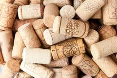 Пробочки вина Стоковое Изображение