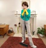 пробуренная домохозяйка Стоковые Изображения