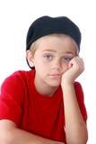 пробуренный мальчик Стоковое фото RF