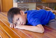 Пробуренный ребенок Стоковая Фотография RF
