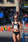 пробы 2008 марафона олимпийские s boston мы женщины Стоковое Изображение