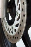Провентилированный тарельчатый тормоз Стоковые Изображения RF