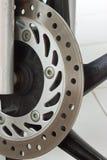 Провентилированный тарельчатый тормоз Стоковая Фотография RF