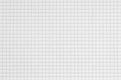 Проверенная бумажная предпосылка Стоковое Изображение