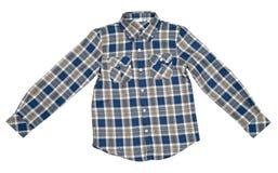 Проверенная рубашка стоковая фотография rf