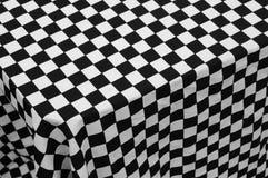 проверенная ткань Стоковое Фото
