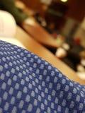 Проверенные детали рубашки Стоковая Фотография RF