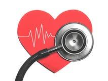 Проверите ваше сердце стоковые фото