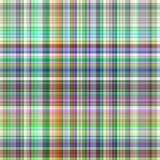 проверите картину безшовную Стоковые Изображения RF
