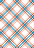 Проверка картины повторения и дизайн шотландки иллюстрация вектора