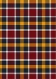 Проверка картины повторения и дизайн шотландки бесплатная иллюстрация