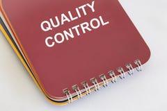 Проверка качества - буклет катушки провода Стоковое Изображение RF