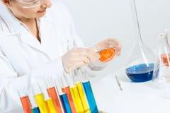 Проверка GMO Стоковое Изображение RF