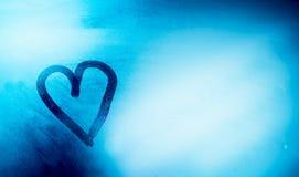 проветрите влюбленность Стоковое Фото
