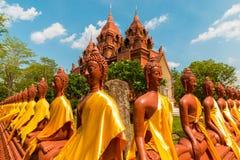 Провинция Таиланд Buriram phra khao Wat angkhan Стоковые Фотографии RF