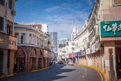 Провинция Фуцзяня города Xiamen Китая Стоковые Изображения RF