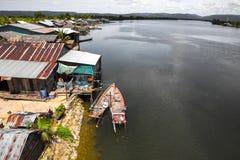 Провинция kong Koh в Королевстве Камбоджи около границы Таиланда Стоковая Фотография