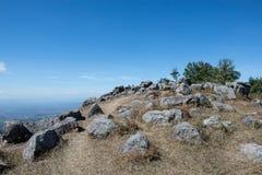 Провинция Loei Таиланд mountainon dai buk Phu красивая Стоковое Фото