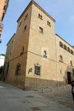Провинция Plasencia, Caceres, эстремадура, Испания Стоковые Изображения RF
