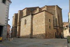 Провинция Plasencia, Caceres, эстремадура, Испания Стоковое Фото