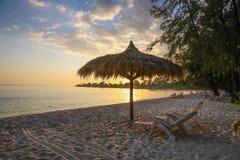 Провинция SIHANOUK VILLE королевство Камбоджи пляжа рая интереса Стоковая Фотография