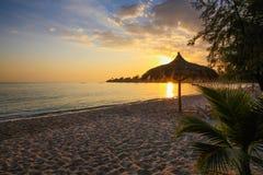 Провинция SIHANOUK VILLE королевство Камбоджи пляжа рая интереса Стоковые Фотографии RF