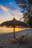 Провинция SIHANOUK VILLE королевство Камбоджи пляжа рая интереса Стоковая Фотография RF