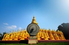 Провинция Wat Pasawangbun Saraburi в Таиланде Стоковое фото RF