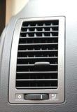 проводник автомобиля воздуха стоковая фотография rf