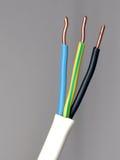проводы силы dc ac Стоковое фото RF
